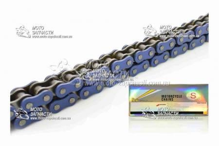 Цепь ходовая Lifan CB-250 110L/530HV сальниковая SEE синяя
