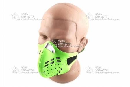 Подшлемник-маска KML WL-GB002 зеленая