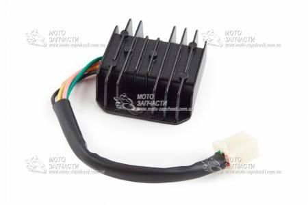 Реле тока Zongshen CG125 5 pin миама RW