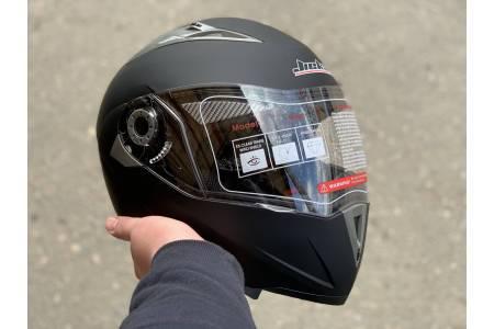 Шлем-трансформер JIEKAI matt black