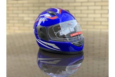Шлем-интеграл детский BLD/F2 №-801 синий