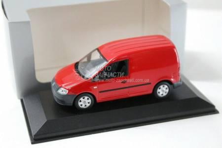 1/43 модель Volkswagen CADDY 2005 Red Dealer Version