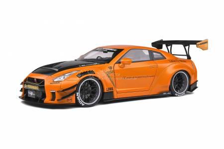 1/18 модель LB Works Nissan GT-R (R35) Type 2 SOLIDO