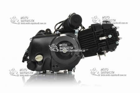 Двигатель ATV-квадроцикл KYMCO JH125 полуавтомат 3+1 F6