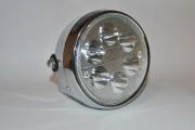 Фара круглая светодиодная LED TMMP