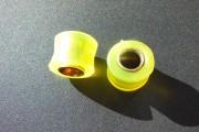 Сайлентблок амортизатора Альфа салатовый 12 мм