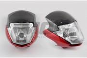 Обтекатель красный Yamaha YBR-125