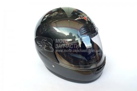 Шлем-интеграл BLD №-829 карбон