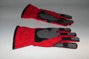 Перчатки Sparco красные