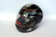 Шлем-интеграл BLD №-829 flat black