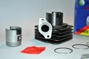 Цилиндр Honda Tact AF-16 d-41 мм WINNER