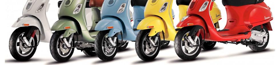 Покрышки для европейских скутеров